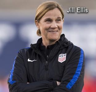 Jill Ellis, Women's World Football Show