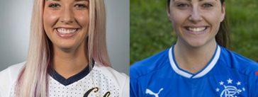 Indigo Gibson and Hayley Sinclair on Women's World Football Show
