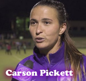 Carson Pickett, NWSL, Orlando Pride, women's soccer, podcast