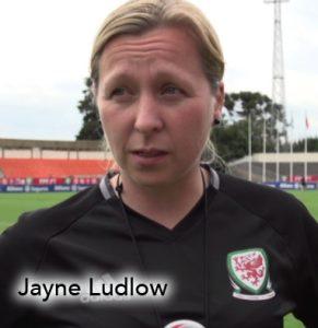 Jayne Ludlow, Women's World Football Show, women's soccer