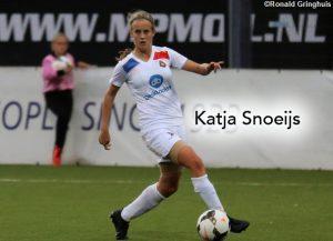 Katja Snoeijs, Women's World Football Show, womens soccer
