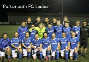 Portsmouth FC Ladies, Women's World Football Show, women's football podcast, women's football