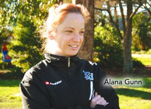 Alana Gunn, Cantebury United Pride, New Zealand
