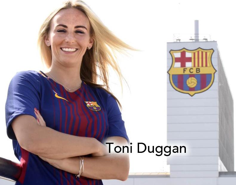 Toni Duggan, WWFShow, Soccer Podcast