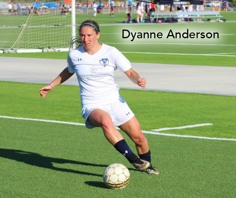 WWFShow, soccer, podcast, Dyanne Anderson