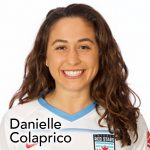 Danielle Colaprico, Chicago Red Stars, womens soccer podcast