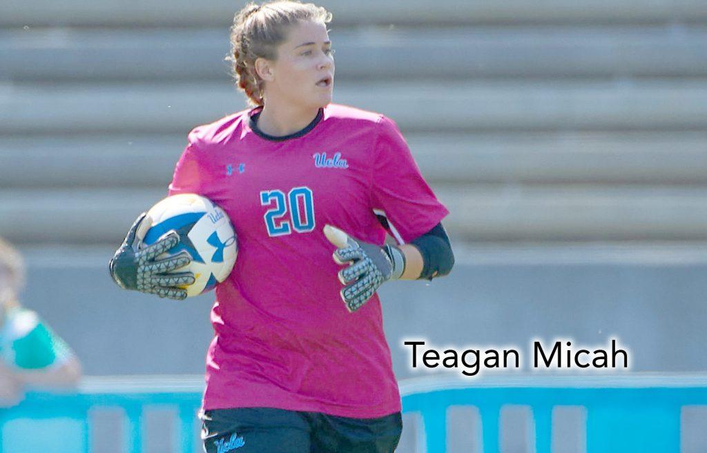 Teagan Micah, UCLA, Women's Soccer Podcast