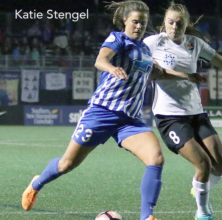 Katie Stengel, Newcastle Jets, Utah Royals, USWNT, women's soccer, women's world football show, soccer podcast