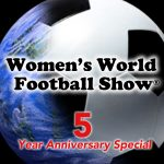 Women's World Football Show, WWFShow, soccer, podcast, women's soccer, women's football