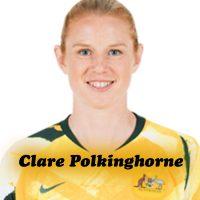 Clare Polkinghorne, Women's World Football Show podcast