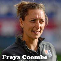 Sky Blue FC coach Freya Coombe