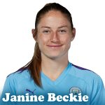 Manchester city player Janine Beckie on Women's World Football Show podcast