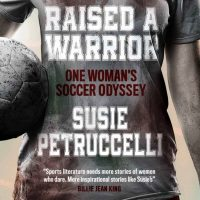 Women soccer book cover