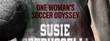 Women soccer book cover