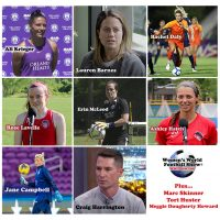 NWSL players on Women's World Football Show podcast