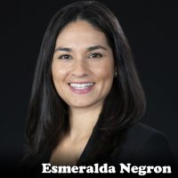 Esmeralda Negron on women's world football show podcast
