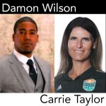 Damon Wilson and Carrie Taylor on WWFShow podcast