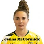 Jenna McCormick on Women's World Football Show podcast
