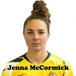 Jenna McCormick on Women's World Football Show podcast