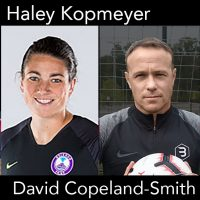 Haley Kopmeyer and David Copeland Smith on Women's World Football Show podcast