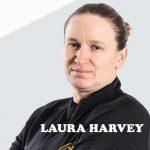 Laura Harvey on Women's World Football Show soccer podcast